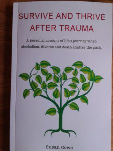 Survive and Thrive after Trauma Front Cover